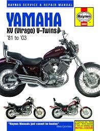 yamaha xv virago 81 03 haynes repair manual haynes publishing