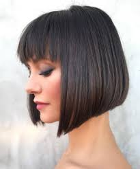parisian bob hairstyle nina dobrev s parisian chic bob the latest celebrity hair