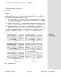 chapter 6 bus transit capacity transit capacity and quality of