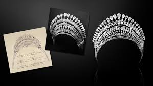 tiara collection the set of h r h princess fawzia of historical special