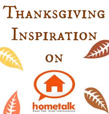 thanksgiving inspiration from hometalk the happier homemaker