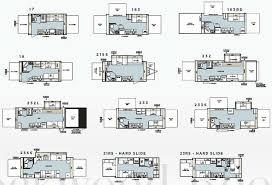 Rockwood Travel Trailer Floor Plans Kz Sportsmen Classic Travel Trailer Floorplans Overland Rv Build