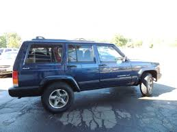 2000 jeep cherokee sport 5 speed shoreline auto sales