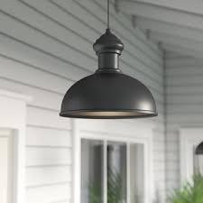 Pendant Outdoor Lighting Fixtures Outdoor Hanging Lights You Ll Wayfair