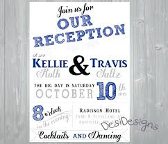 reception only invitation wording reception only invitation wording in addition to wedding reception