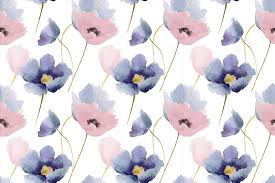 beautiful floral wallpaper murals wallpaper rose quartz and serenity poppies design square wall
