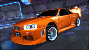 nissan skyline fast and furious 7 dom u0027s car from fast u0026 furious coming to rocket league polygon