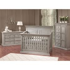 4 In 1 Convertible Crib by Baby Cache Vienna 4 In 1 Convertible Crib Ash Gray Ebay