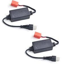 load resistors for led lights lasfit cbh7 hid led canbus load resistor error free emc anti flicker