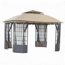 Patio Gazebos by Metal Roof Gazebo Home Depot Gazebo Ideas