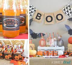 pumpkin patch halloween party boo kits