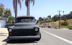 the street peep 1956 chevrolet apache