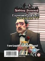 the best price for nothing personal expansion pack 3 movies and
