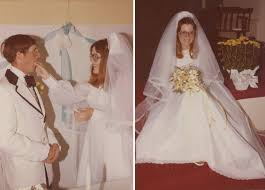 parents wedding album when i was and would look through my parents wedding album