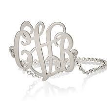 sterling silver monogram bracelet popular sterling silver monogram bracelet buy cheap sterling