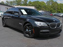 bmw serie 7 2014 2014 used bmw 7 series msport at luxury cars serving