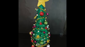 paper crafts christmas decoration ideas diy christmas tree