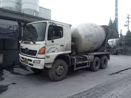 used concrete mixer hino 500 truck mixer for sale