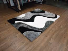 Black And Red Shaggy Rugs Best 25 Black Shag Rug Ideas On Pinterest Decorative Rugs