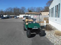 four acres trailer sales inc serving delaware with golf carts