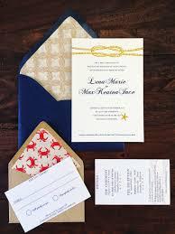 Special Invitation Cards Kelly Moran Entry Level Adulthood Diy Nautical Wedding