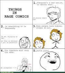 How To Make A Meme Comic - how to make rage comics meme by jildar77 memedroid