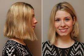 how to give yourself a haircut start with a haircut that s chin length or slightly longer diy