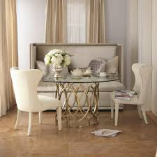 Kathy Ireland Dining Room Set Designs Blog By Laura Jens Sisino Settees At The Dining Table