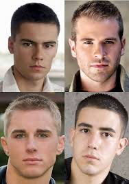 cool hairstyles for boys that do not have hair line top 33 elegant haircuts for guys with square faces crew cuts