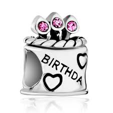 Birthday Charm Bracelet 15 Best Pandora Birthday Charms Images On Pinterest Pandora
