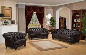 Leather Living Room Sets Sale Amax Roosevelt 3 Piece Leather Living Room Set U0026 Reviews Wayfair