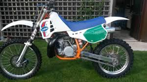 evo motocross bikes 1987 beta kr 250 moto zombdrive com
