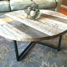reclaimed wood round coffee table reclaimed barn wood coffee table loremipsum club