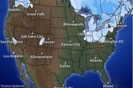 us weather map today temperature us weather map where will it snow in the usa today amid