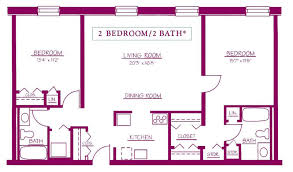 2 bedroom cabin plans house plan 2341 a montgomery a floor plan traditional 1 1 2