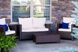 Front Porch Patio Furniture by Front Porch Living Our Craftsman Home Fantabulosity
