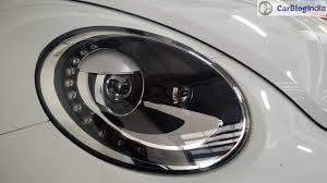 volkswagen beetle white 2016 new volkswagen beetle india launch price pics
