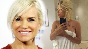 how does yolanda foster do her hair yolanda foster s implants removed after leaked silcone found