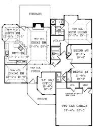 Single Story Ranch Homes 606 Best House Plans To Show Mom Images On Pinterest House Floor