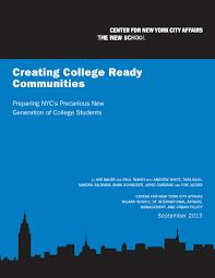 reports u2014 center for new york city affairs