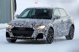 audi a1 model car audi a1 spied ahead of 2018 launch auto express
