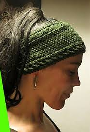 knitted headband pattern knit headband pattern circular needles crochet and knit