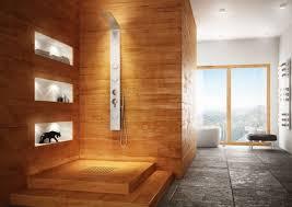 Déco Une Salle De Bain Tout En Bois Salle De Bains En Bois 30 Idées Pour Un Espace Tout Confort