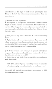 Resume For A Warehouse Job How To Write A Cv