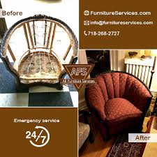 Disassemble Sofa Bed All Furniture Services Repair Restoration Touch Up Finish