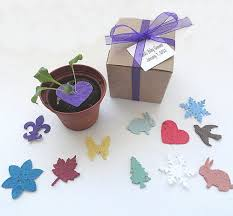 unique party favors unique party favors decorations flower seeds are in the paper