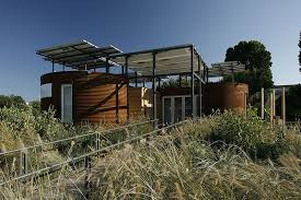 Silo House Doe Solar Decathlon Cornell University Making An Unconventional