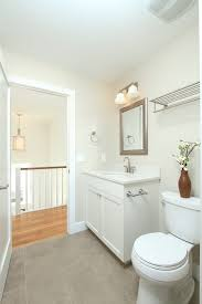 off white bathroom with white subway tile bathroom traditional and