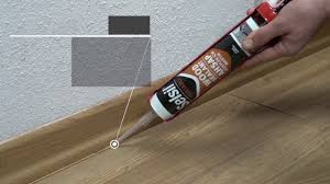 Sealant For Laminate Flooring How To Apply Selsil Wood Sealant Youtube