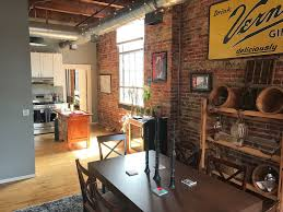 What Is Loft for 3 100 a month a furnished corktown loft curbed detroit